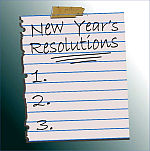 """Twelve Resolutions"""