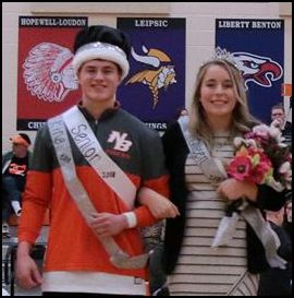 NBHS Homecoming King & Queen 2018