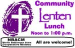 """""""Community Lenten Lunch"""" is Wednesday at Noon"""