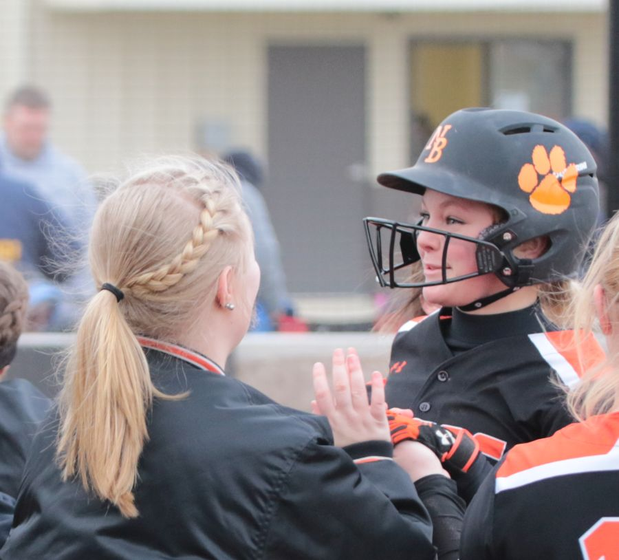 NB Softball Opens with Win