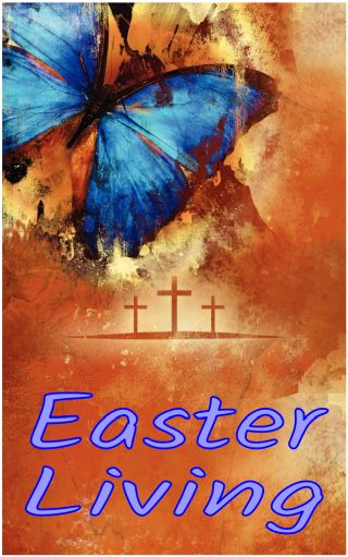 Easter at St. Luke's (NB) and St. John's Lutheran (McComb) Churches