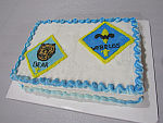 Scouts Hold Annual Blue and Gold Ceremony for Pack #372
