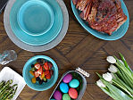Chowline: No April Fools' on Easter Food Safety
