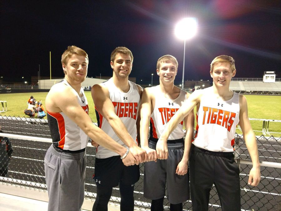 NBHS Boys & Girls Track Teams competed at the Gibsonburg Invitational last Friday