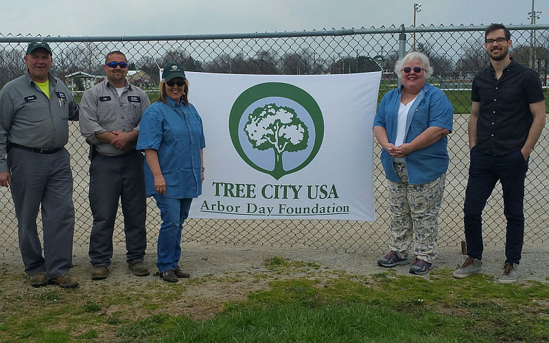 NB Receives 24th Tree City Award