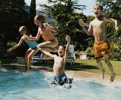 Chowline: Don't Drink the Pool Water