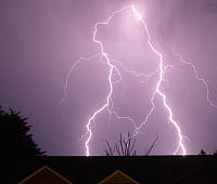 Now is Peak Time for Thunder and Lightning Storms