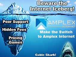 Internet Iceberg – Cable Shark