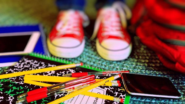 Updated: BACK TO SCHOOL–Tax Free Weekend is here