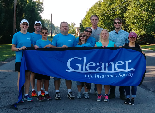 Gleaner Arbor Serves at Hot Air Balloon Festival