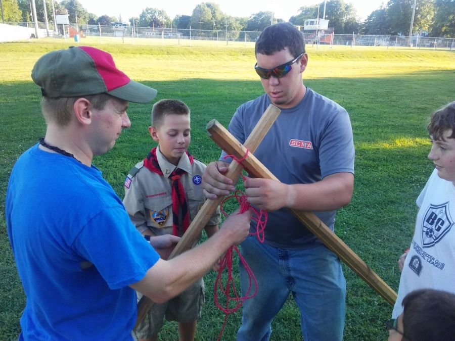 Troop 315 Busy Newsletter
