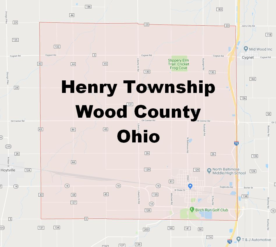 Minutes from Henry Township Meeting