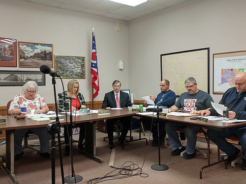 Council Committee of the Whole Agenda – Jan. 8