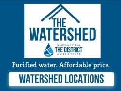 Watershed Locations January