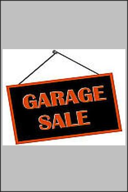 """Informal"" Village Garage Sale and Trash Pick-Up 2019"
