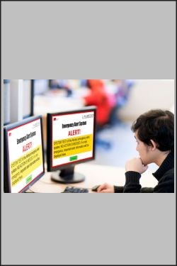 NB Schools Increase Safety Alert Communications