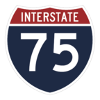 I-75 will be reduced to one lane in Findlay
