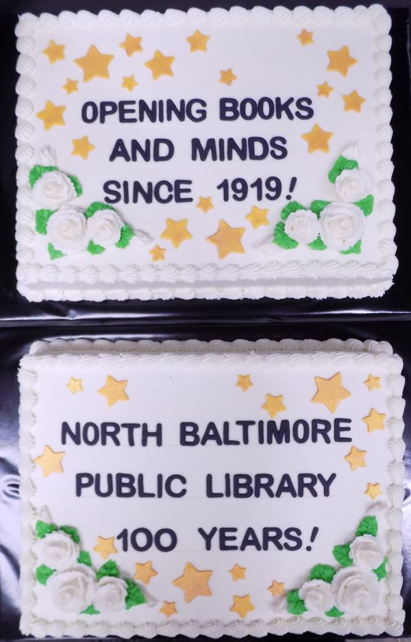 NB Public Library Celebrates 100 Years