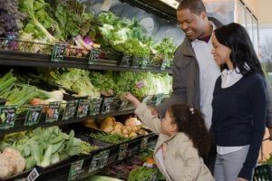 Chowline: Modeling healthy eating is beneficial