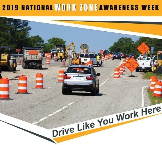 ODOT to Motorists : Be extra alert in work zones