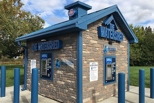 New WaterShed Coming to BG