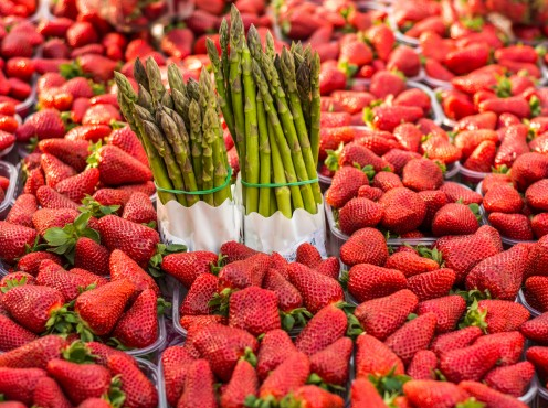 Chowline: Springtime in Ohio is a good time for in-season produce