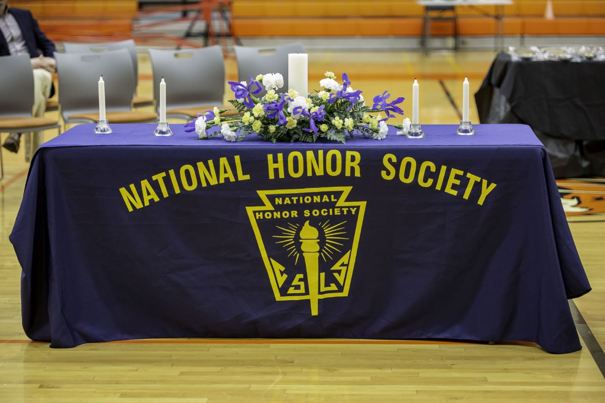 Photo Gallery: NBHS  National Honor Society