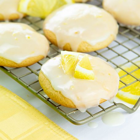 A Lemony Spring & Summer Treat