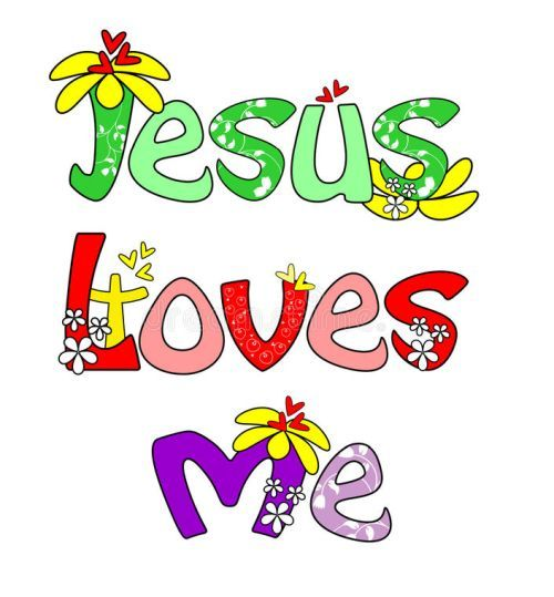 """Jesus Loves Me"""