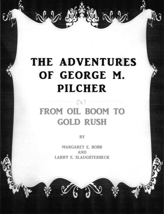"""""""From Oil Boom To Gold Rush"""""""