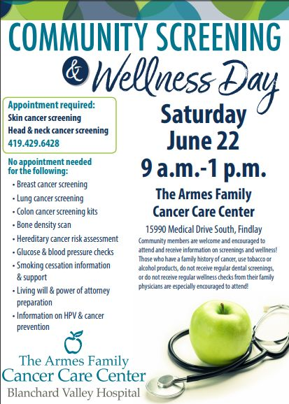 BVHS Screening & Wellness Day