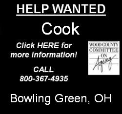 Help Wanted Cook