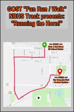 "GOST Fun Run / Walk – ""Remember the Horn!"""