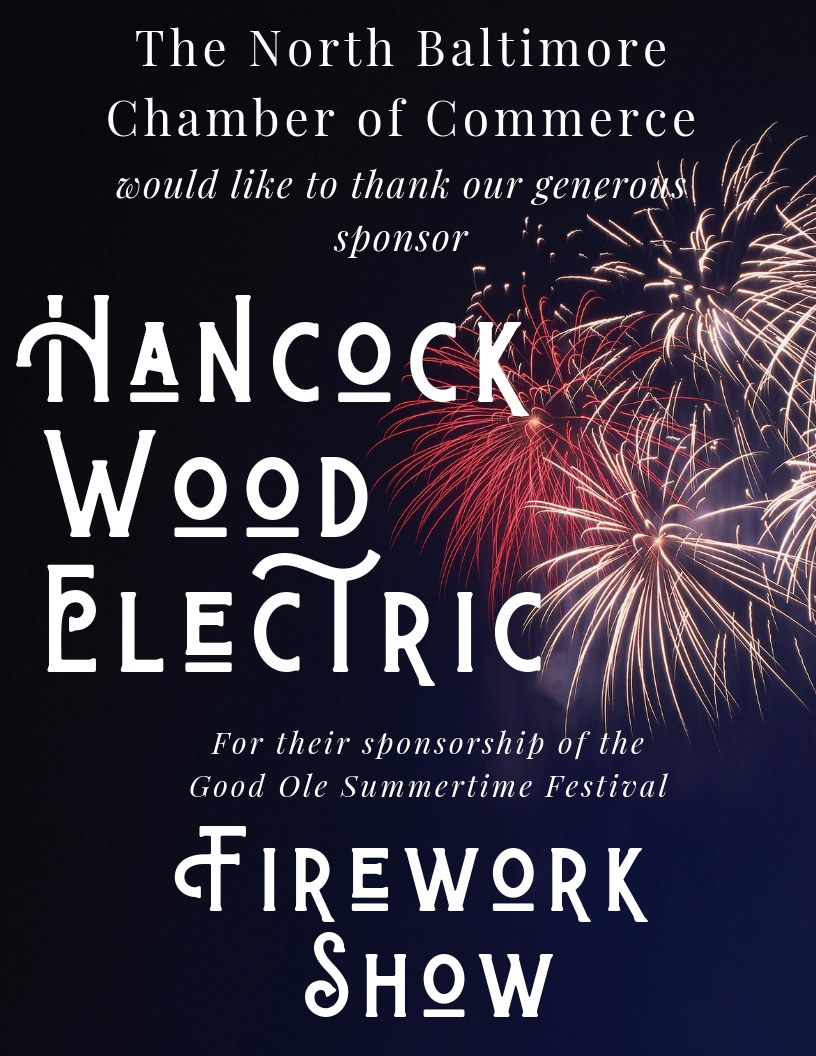 Thank You Hancock-Wood!!!