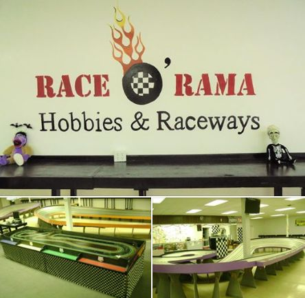 Race O Rama Hobbies & Raceways