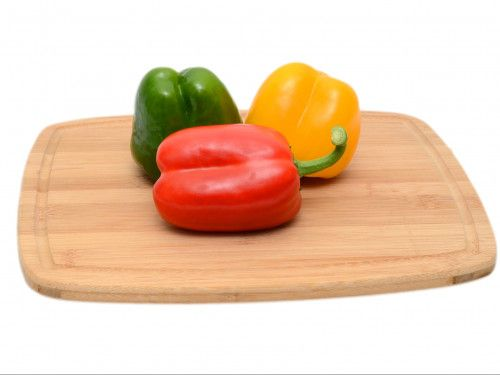 Chowline: No such thing as male and female bell peppers