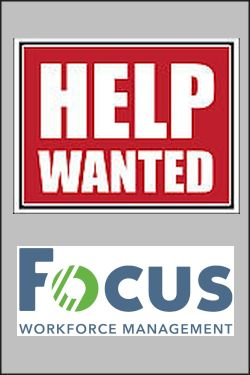 Focus Workforce ad feature Help Wanted