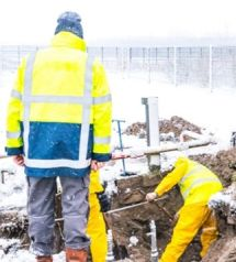 5 Tips for Working Outside in the Cold