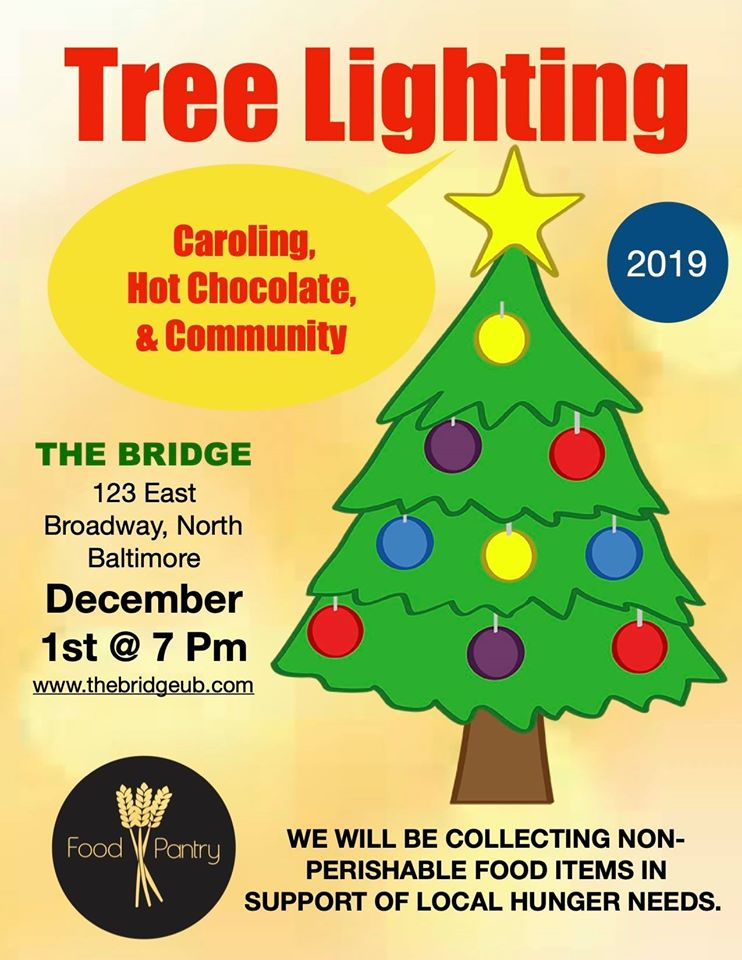 Community Christmas Tree Lighting