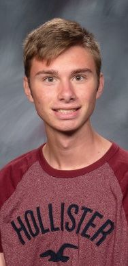 Wyatt Mowery is December Student of the Month at NBHS!