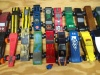 Impounded Pinewood Derby Cars