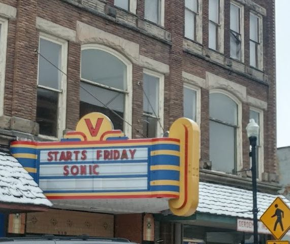 This Week's Show at the Virginia Theater