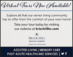 Briar Hill Health Update
