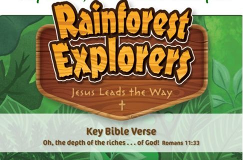 "St. Lukes Offers ""Rainforest Explorers"""