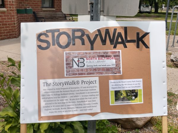"""""""The StoryWalk Project"""""""