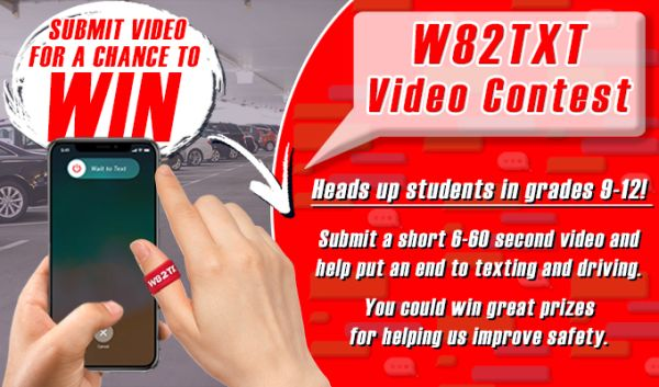 Ohio Turnpike extends deadline for W82TXT Teen Video Contest