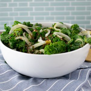 Serve a Protein-Packed Salad