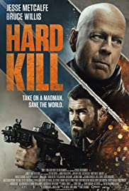 """TODAY 7 pm! ONE Day only """"HARD KILL""""! at the Theater"""