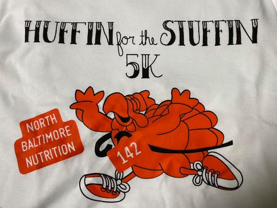Huffin For The Stuffin 5k