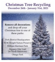 Wood County Park District News for December